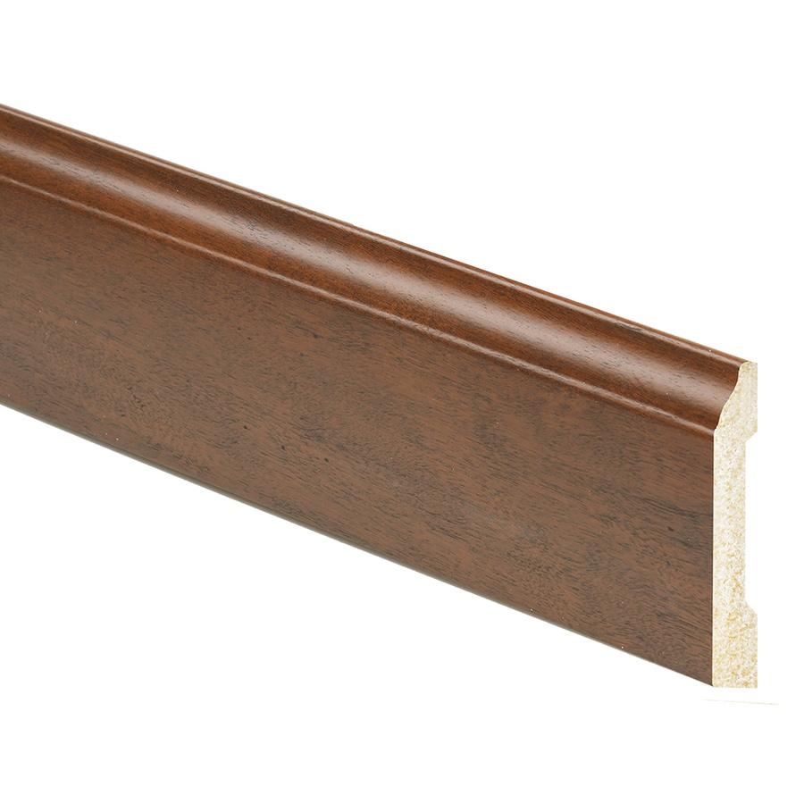 3.187-in x 8-ft Interior Polystyrene Baseboard