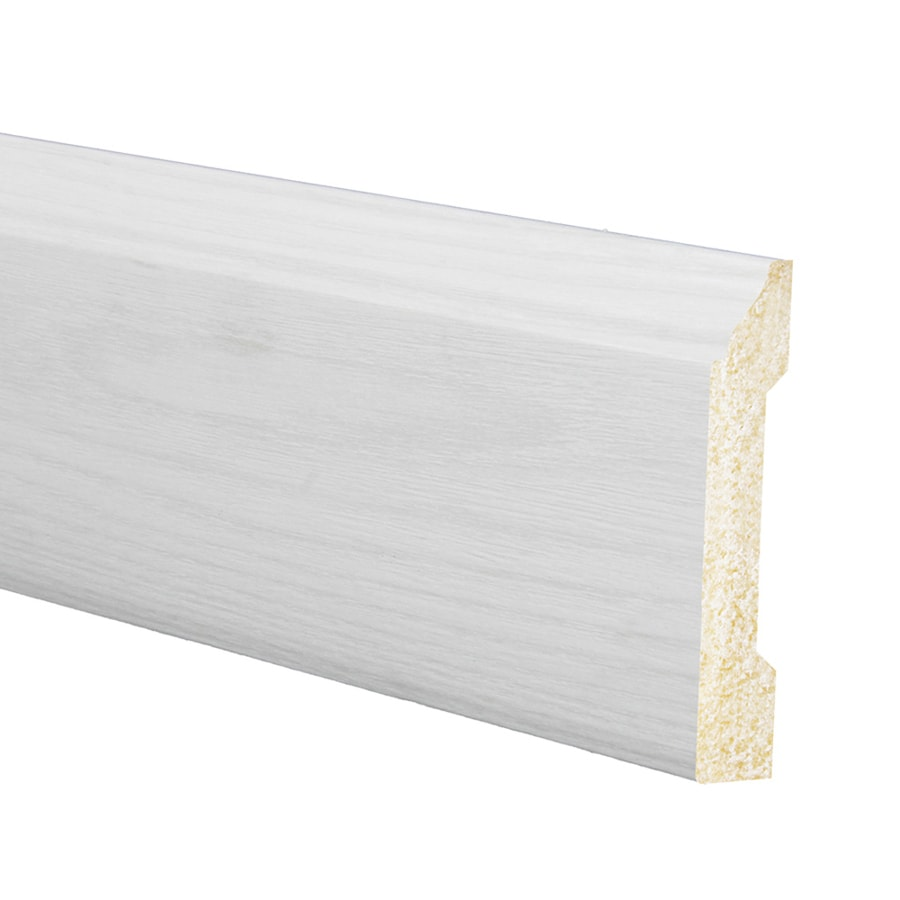 Inteplast Group Building Products 3.1875-in x 8-ft Interior Polystyrene Baseboard
