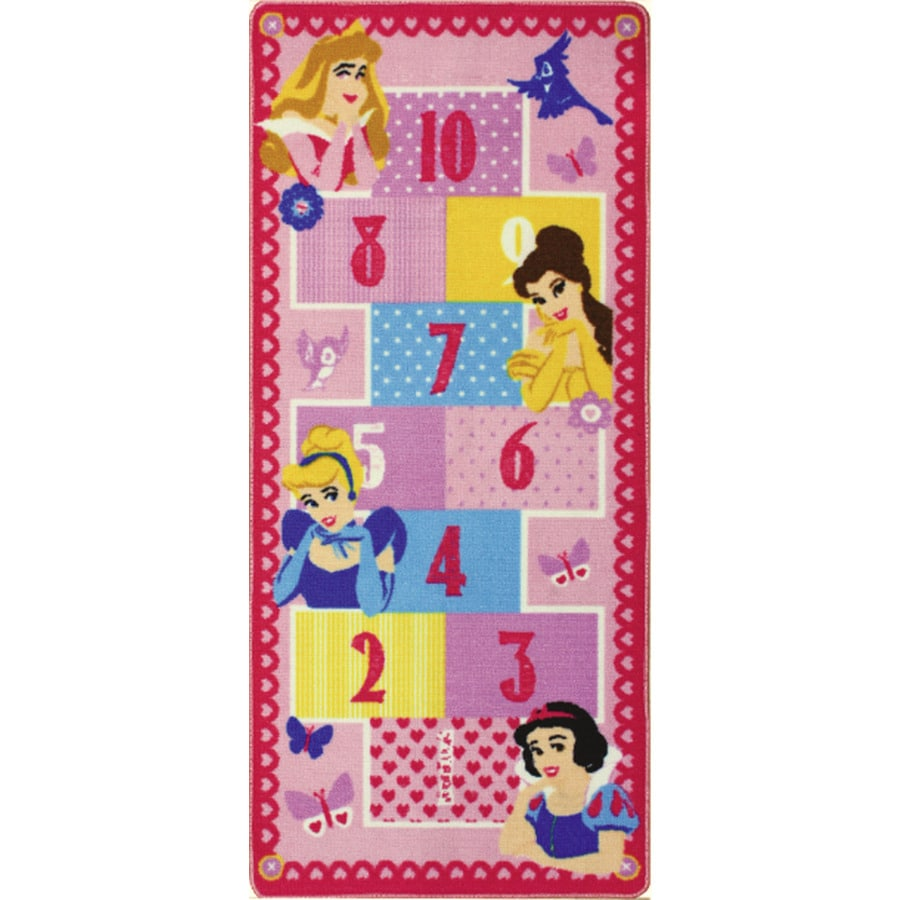 Princess Hopscotch Rug Rugs Ideas