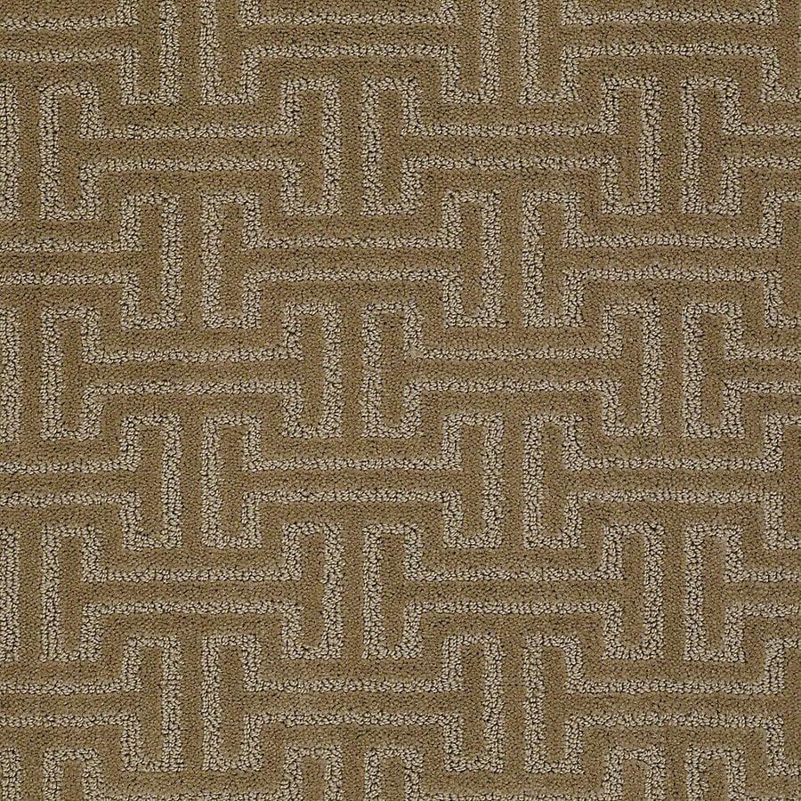 STAINMASTER PetProtect Belle Rufus Berber/Loop Interior Carpet