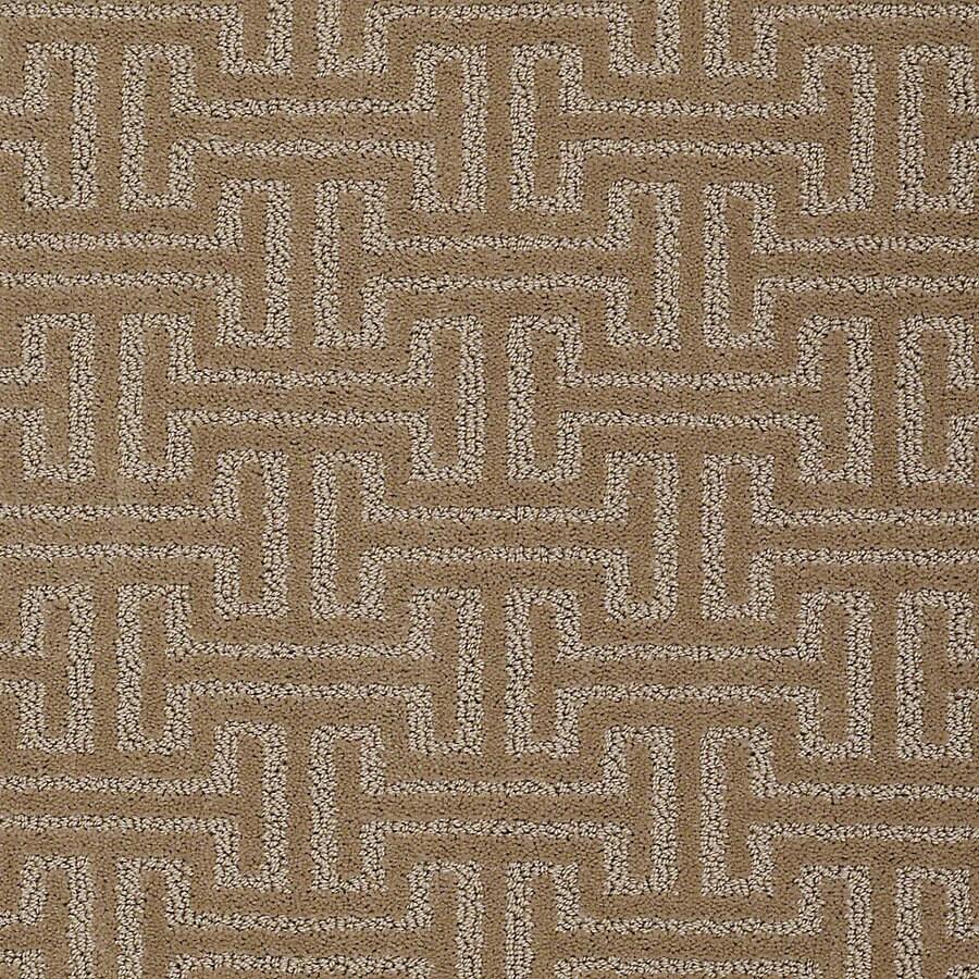 STAINMASTER PetProtect Belle 12-ft W x Cut-to-Length Bulldog Berber/Loop Interior Carpet