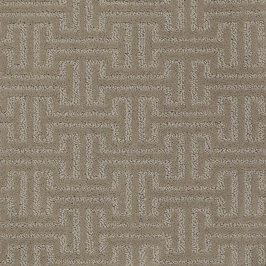 STAINMASTER PetProtect Belle 12-ft W x Cut-to-Length Hank Berber/Loop Interior Carpet