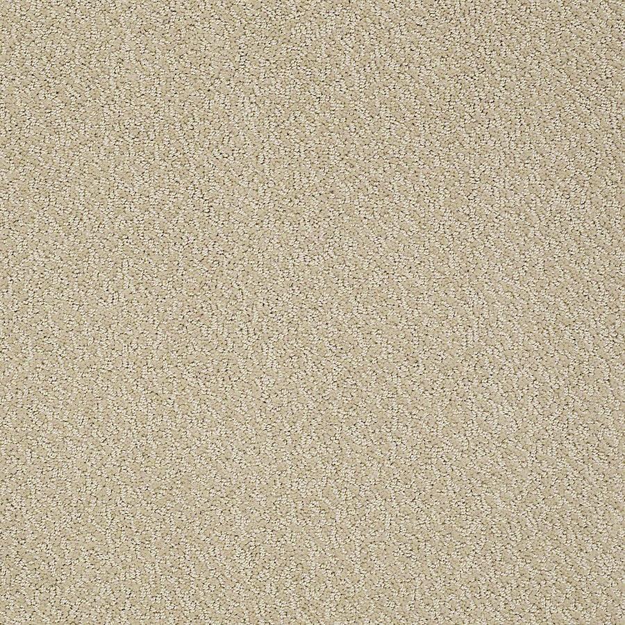 STAINMASTER PetProtect Bianca 12-ft W x Cut-to-Length Max Berber/Loop Interior Carpet