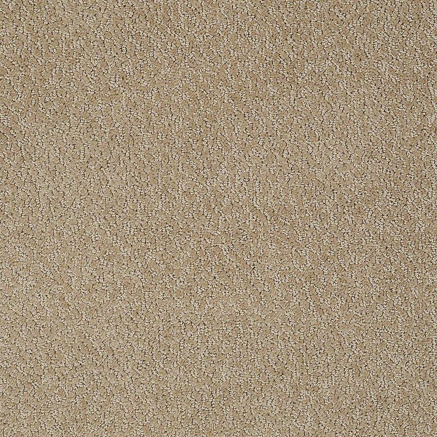 STAINMASTER PetProtect Bianca Bulldog Berber Carpet