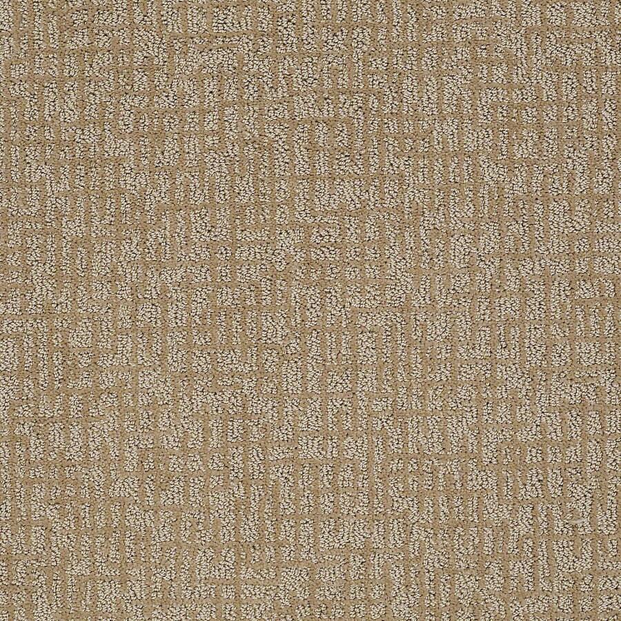 STAINMASTER PetProtect Bitzy 12-ft W x Cut-to-Length Bulldog Berber/Loop Interior Carpet