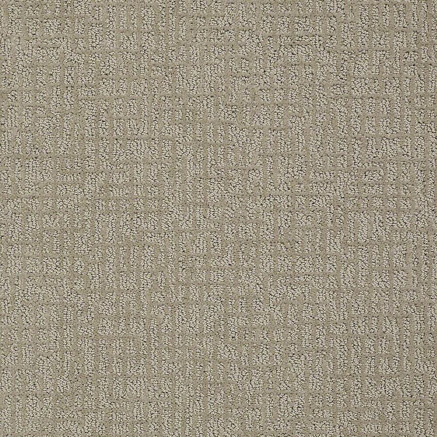STAINMASTER PetProtect Bitzy 12-ft W Hank Berber/Loop Interior Carpet