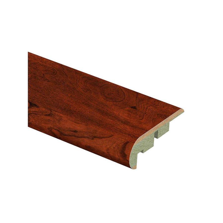 Shaw 2.13-in x 94-in Vintage Cherry Stair Nose Floor Moulding