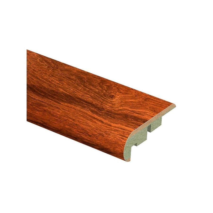 Shaw 2.13-in x 94-in Brazilian Teak Stair Nose Floor Moulding