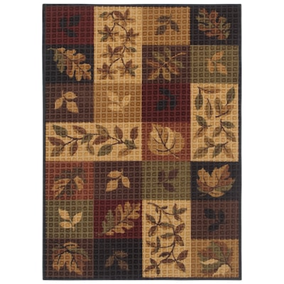 Shaw Living 8 X 10 Oakton Area Rug At Lowes