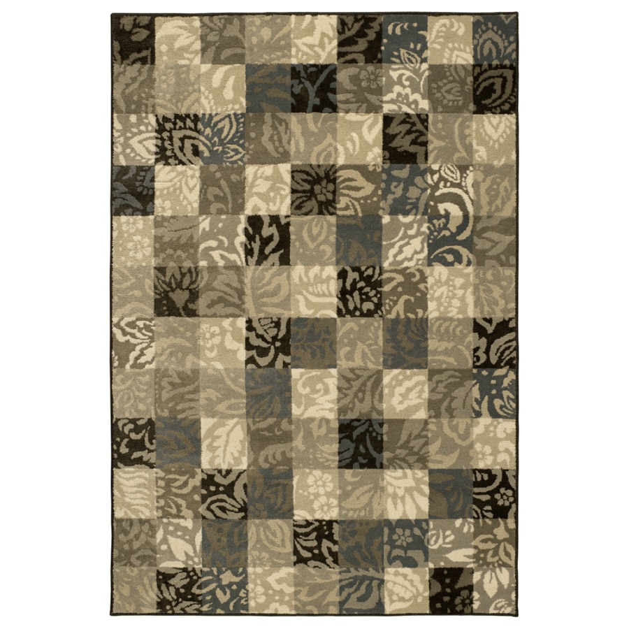 Shaw Living Sri Lanka Indoor Woven (Common: 2 x 8; Actual: 23-in W x 90-in L)