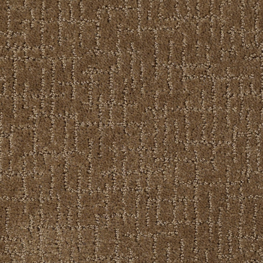 STAINMASTER Active Family Mountain Trail Berber Indoor Carpet