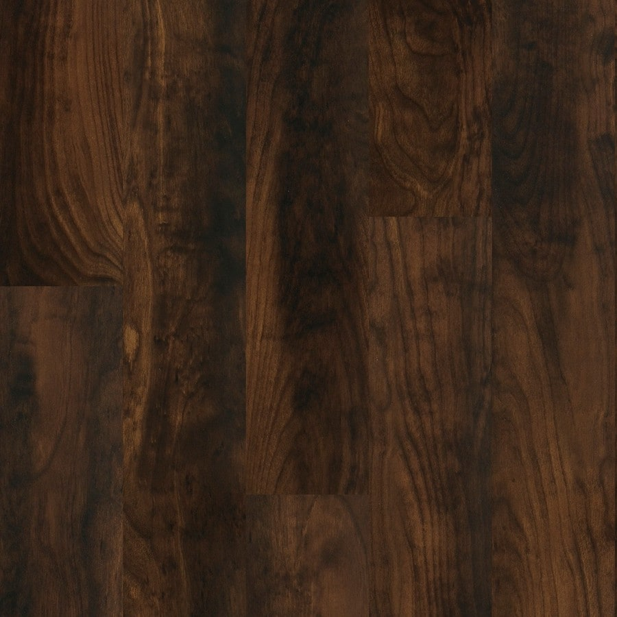 Style Selections Bronzed Birch High Gloss Laminate Floor Wood Planks