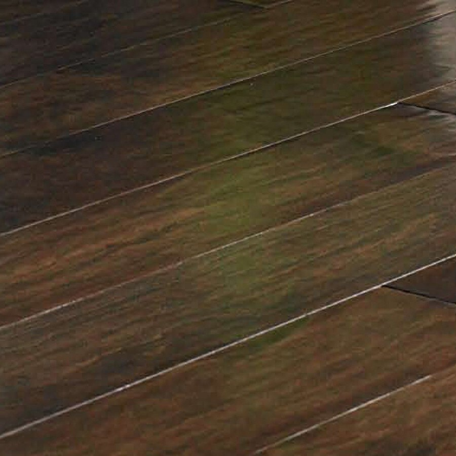 Shaw 0 37 In Hickory Engineered Hardwood Flooring Sample Stonehenge