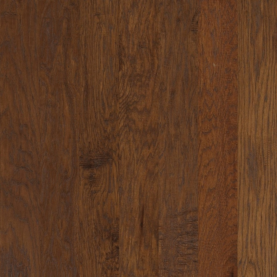 Shaw Prefinished Hickory Engineered Hardwood Flooring (Harvest)