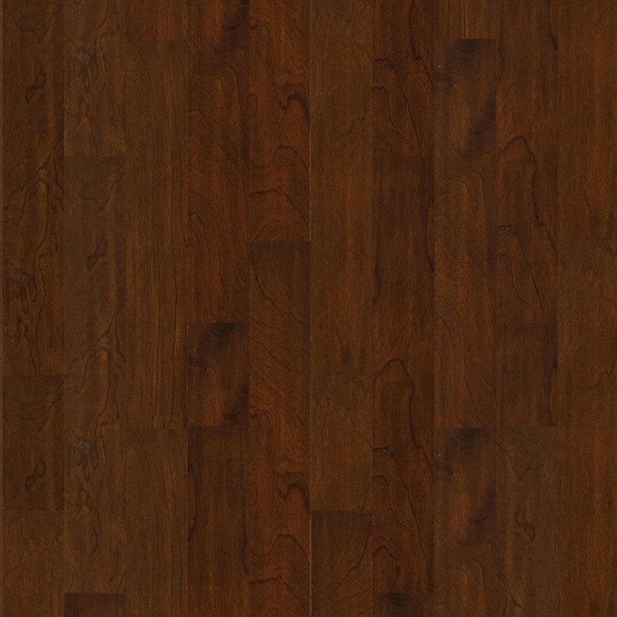 Shaw 5-in W Prefinished Copaiba Engineered Hardwood Flooring (Sable)
