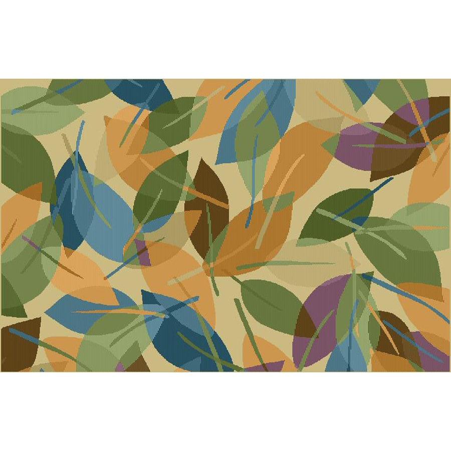allen + roth Winola Rectangular Indoor Woven Area Rug (Common: 9 x 12; Actual: 114-in W x 154-in L)