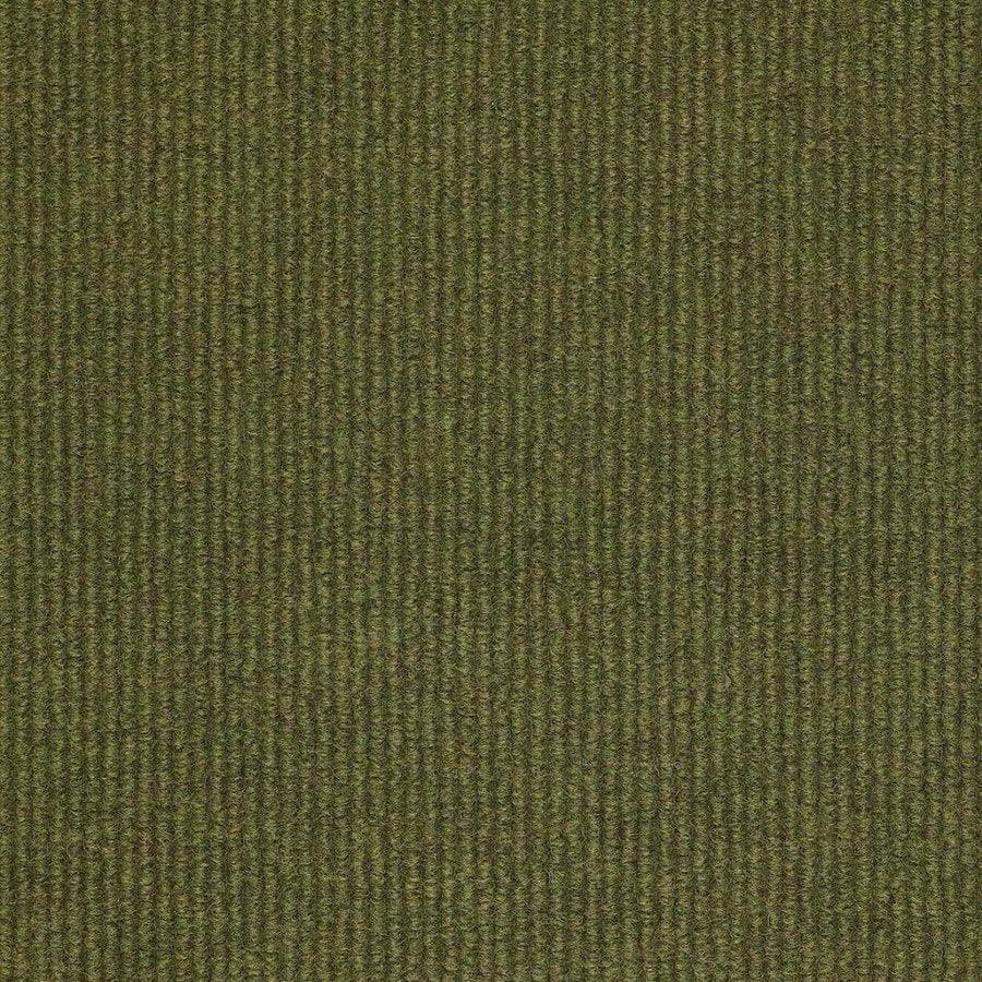 Shaw Home and Office Olive Amber Berber/Loop Interior/Exterior Carpet