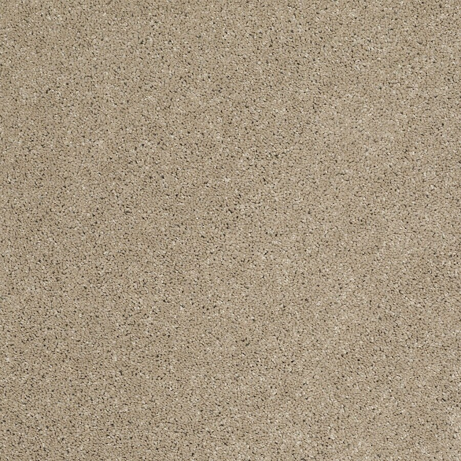 STAINMASTER TruSoft Luscious I S Driftwood Textured Indoor Carpet