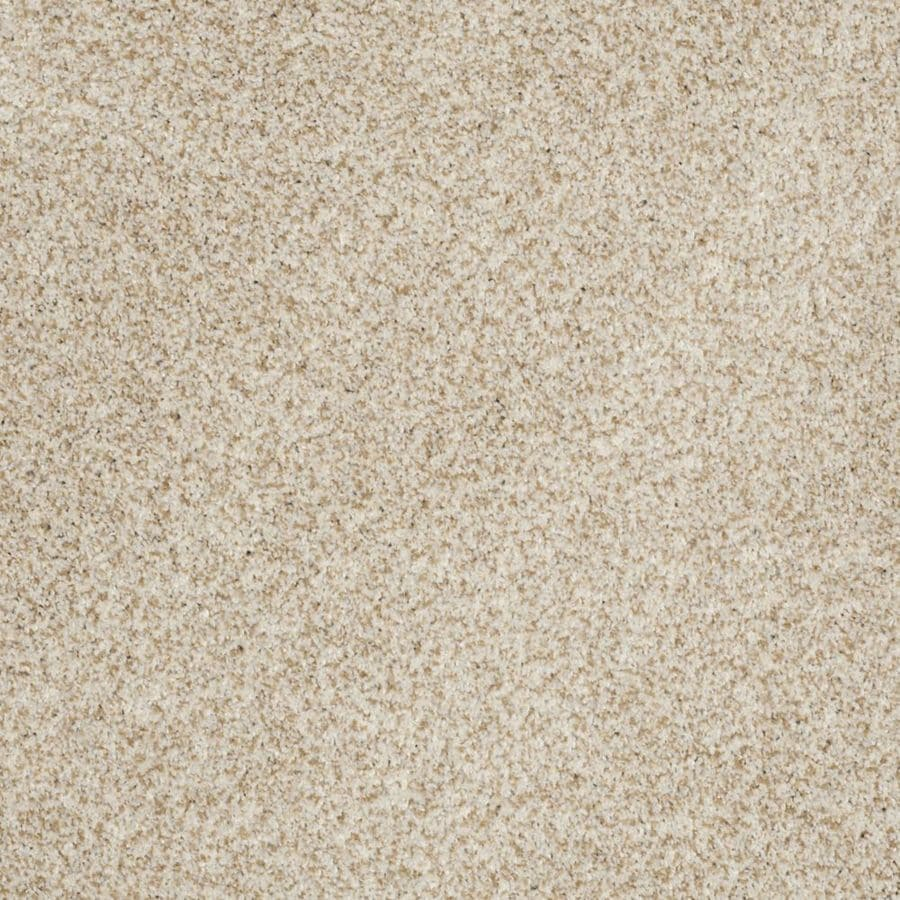 STAINMASTER TruSoft Private Oasis III 12-ft W x Cut-to-Length Tranquility Textured Interior Carpet