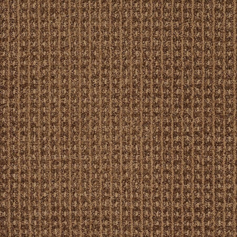 STAINMASTER TruSoft Rising Star 12-ft W Rustic Berber/Loop Interior Carpet