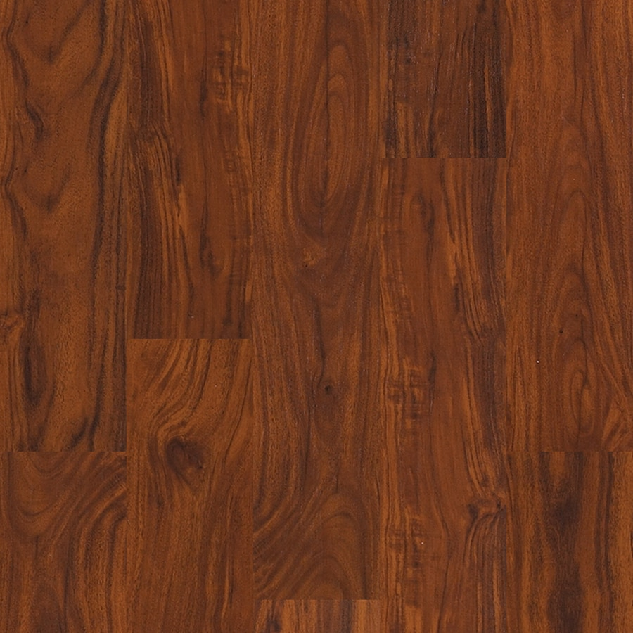 Shop Shaw 10 Piece 5 9 In X 48 In Baja Acacia Floating