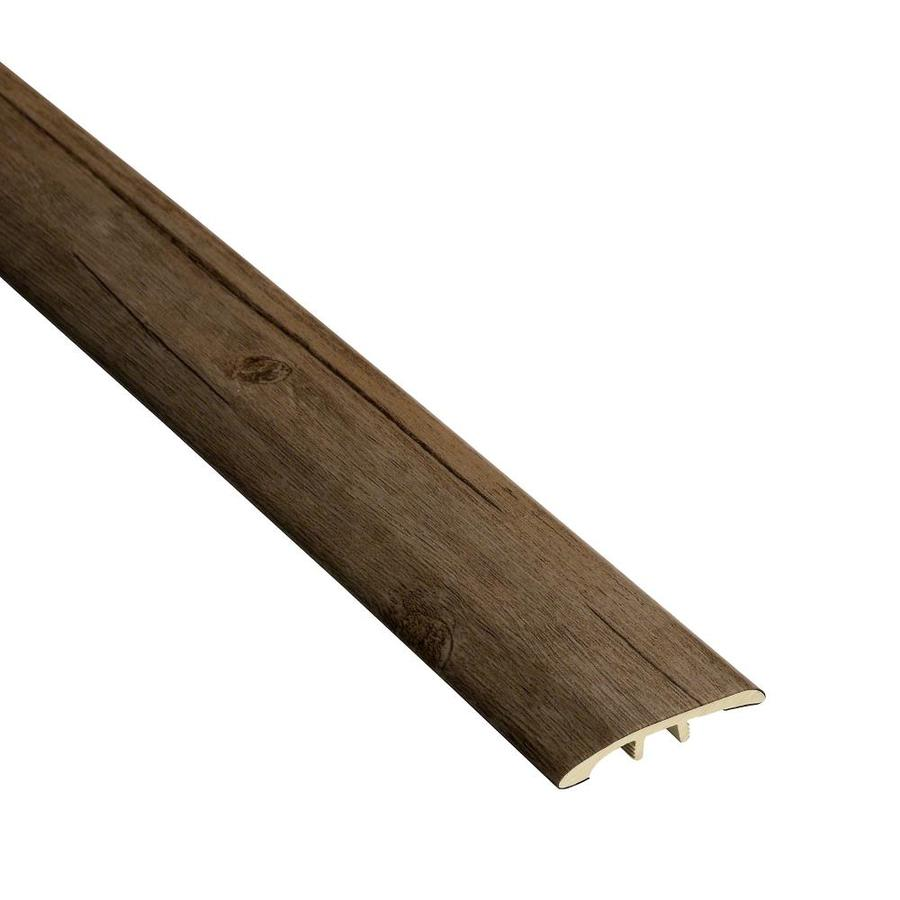 Shaw 1.75-in x 72-in Hickory Reducer Floor Moulding