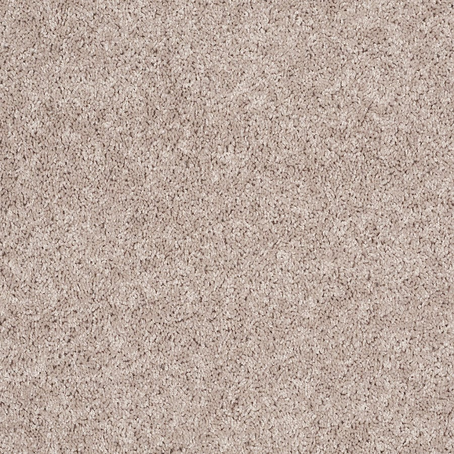 STAINMASTER Essentials Stock Carpet Pale Clay Textured Interior Carpet