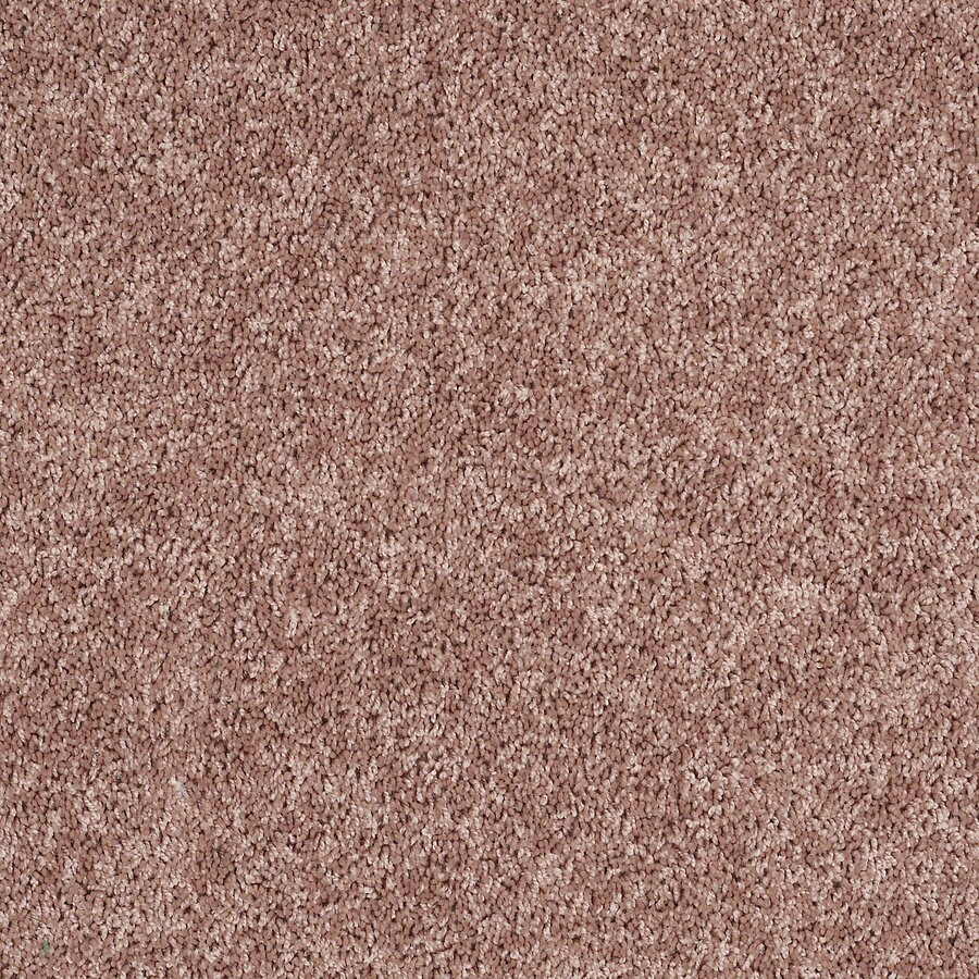 STAINMASTER Essentials Stock Carpet English Toffee Textured Indoor Carpet