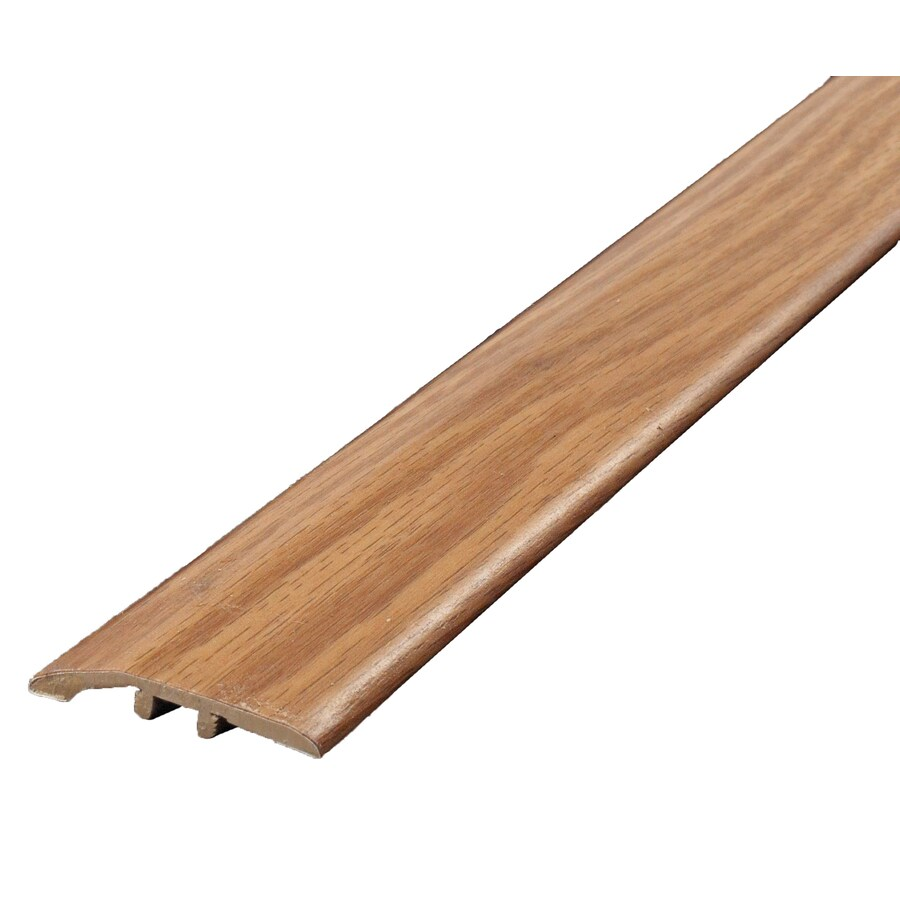 Shaw 1.75-in x 72-in Cascade Acacia Teak Reducer Floor Moulding