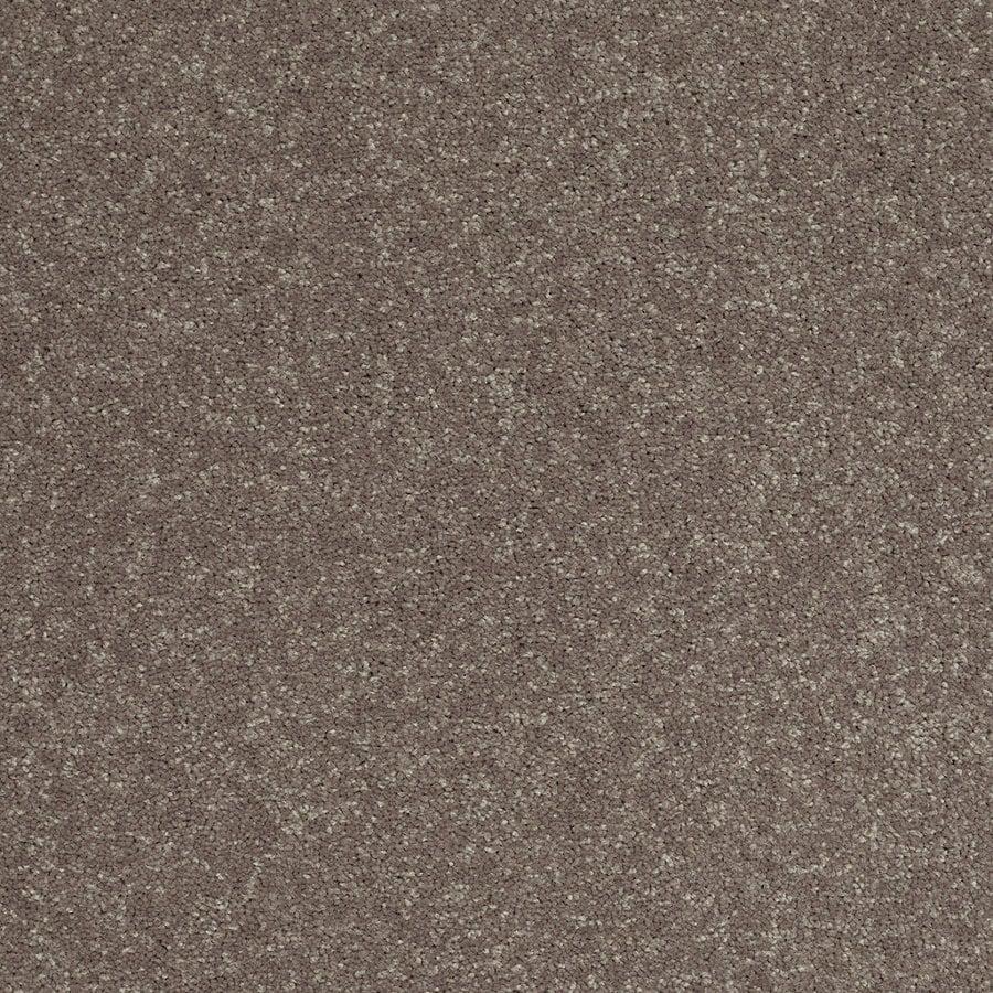 Shaw Essentials Intuition III Brown/Tan Textured Indoor Carpet