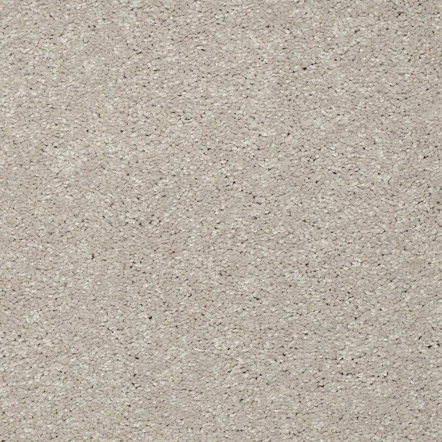 STAINMASTER Essentials Allegiance - S Cream/Beige/Almond Textured Indoor Carpet