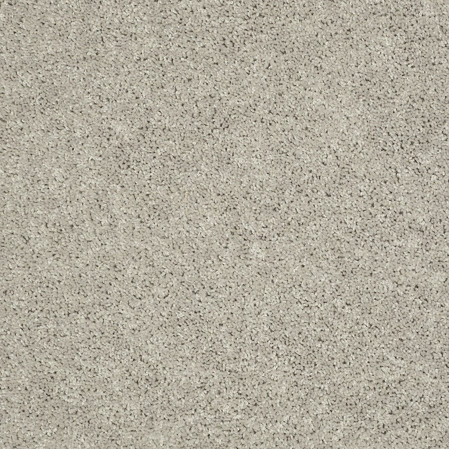 STAINMASTER Essentials Allegiance- S Cream/Beige/Almond Textured Interior Carpet