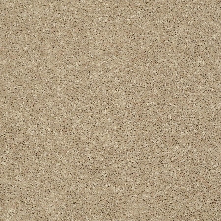 STAINMASTER Essentials Allegiance- S Yellow/Gold Textured Interior Carpet