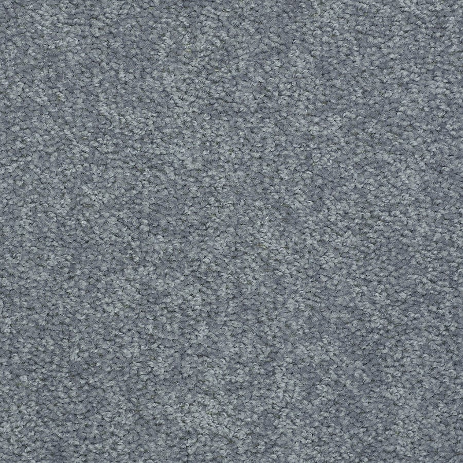 Shop Shaw Stock Carpet GraySilver Textured Interior