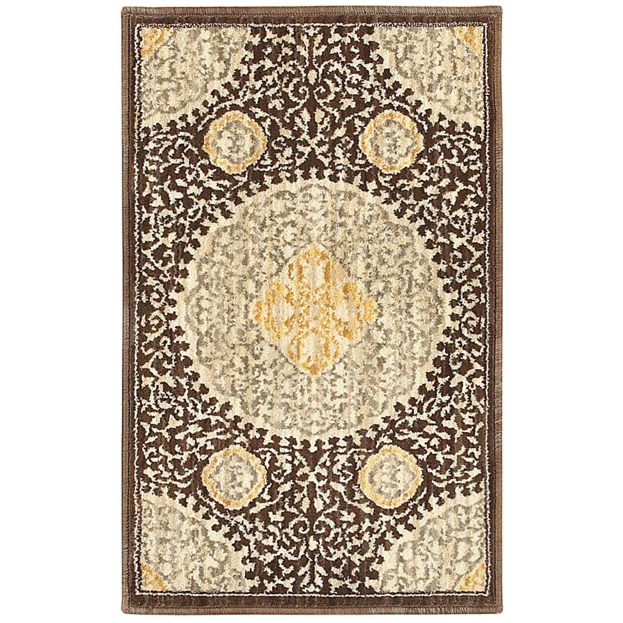 allen + roth Rectangular Indoor Woven Throw Rug (Common: 2 x 3; Actual: 20-in W x 32-in L)