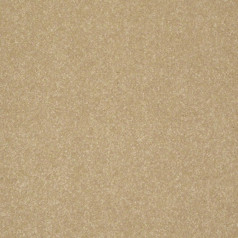 Shaw Cornerstone Mustard Seed Textured Indoor Carpet