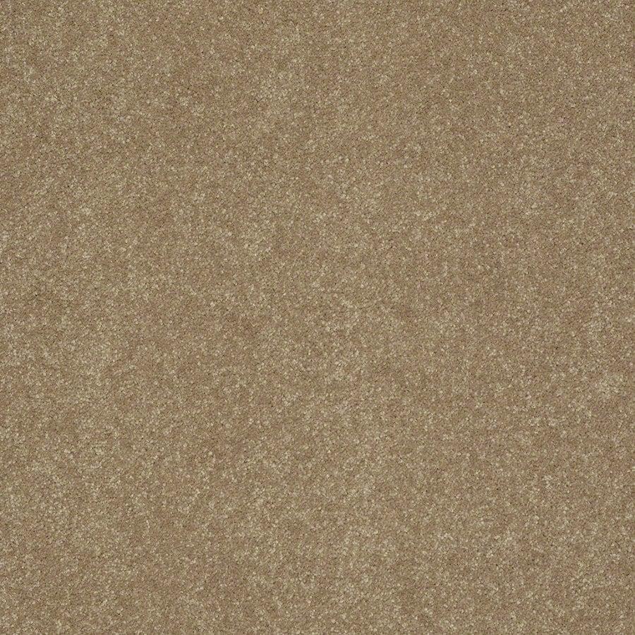 Shaw Cornerstone Cornsilk Textured Interior Carpet