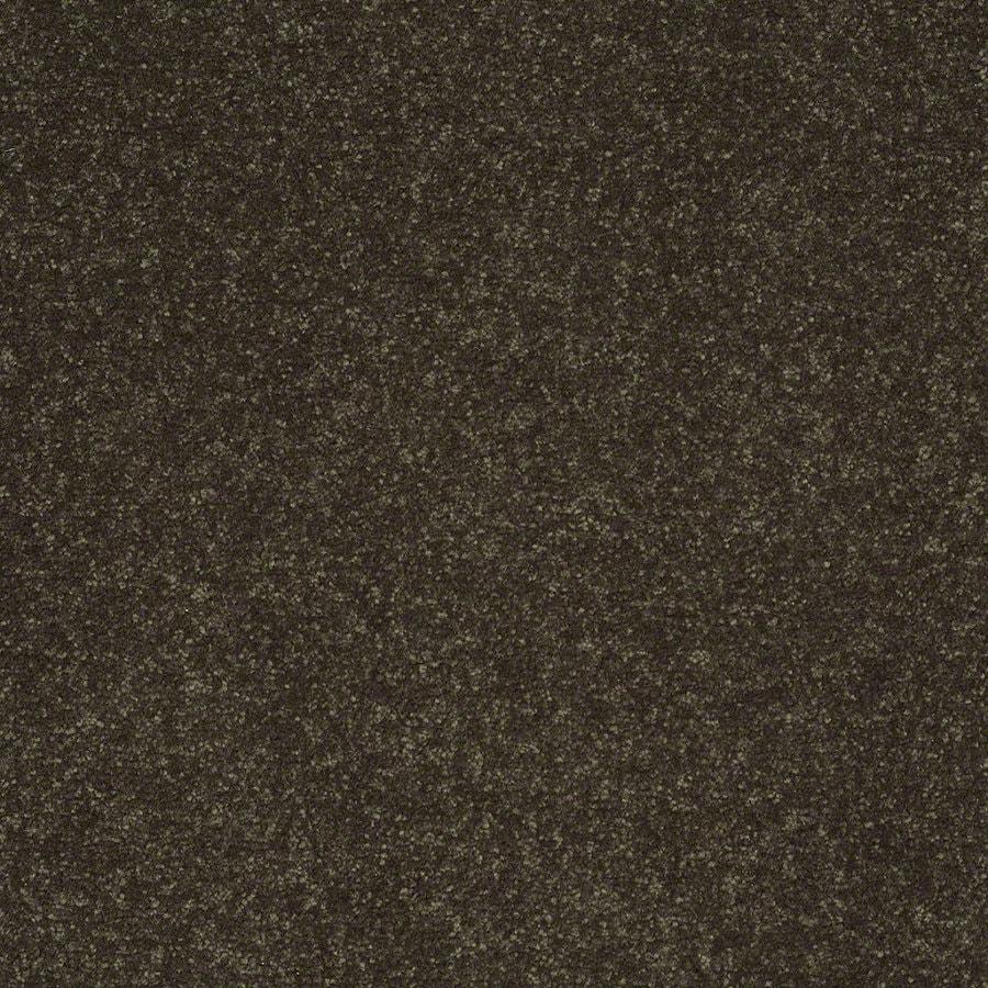Shaw Cornerstone Silken Moss Textured Interior Carpet