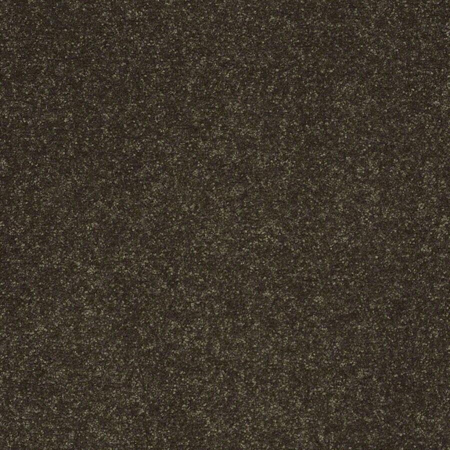 Shaw Cornerstone Silken Moss Textured Indoor Carpet