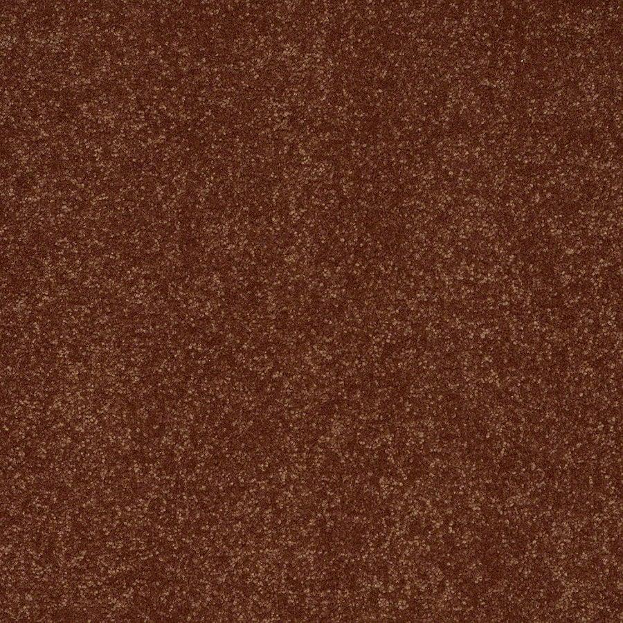 Shaw Cornerstone Copper Kettle Textured Indoor Carpet