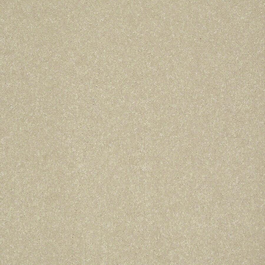 Shaw Cornerstone Pearly Gates Textured Indoor Carpet