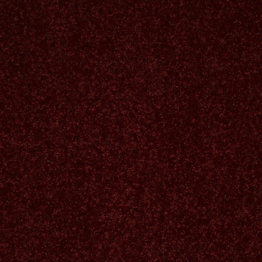 Shaw Apache Red Textured Carpet
