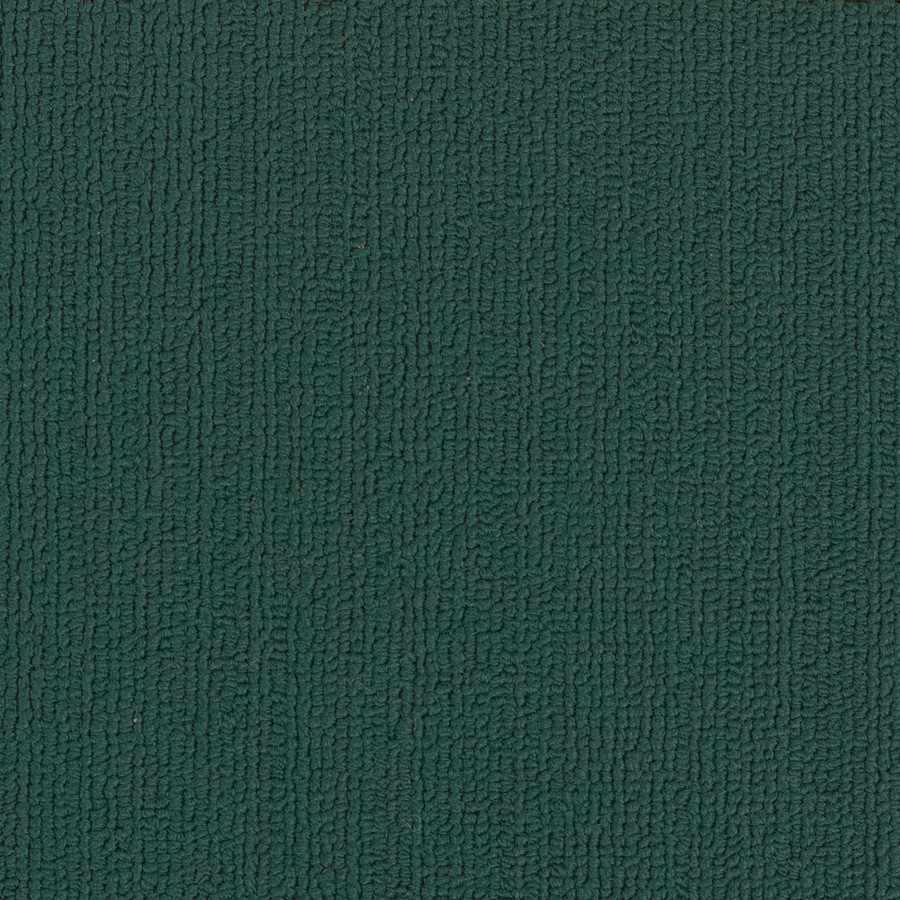Shaw Commercial Blue Green Berber Indoor Carpet