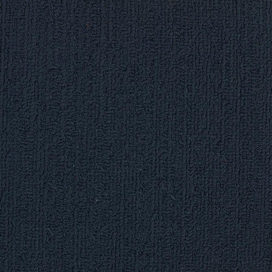 Shaw Commercial Deep Navy Berber Indoor Carpet