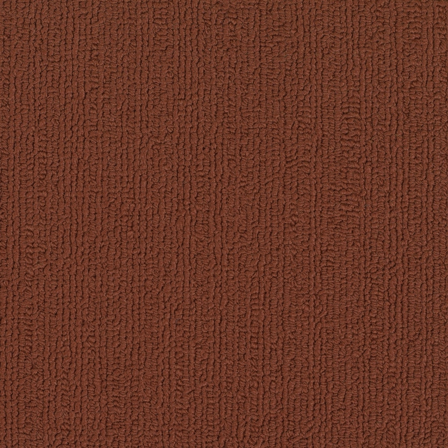 Shaw Commercial Russet Berber Indoor Carpet