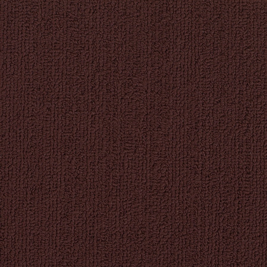Shaw Commercial Mahogany Berber Indoor Carpet
