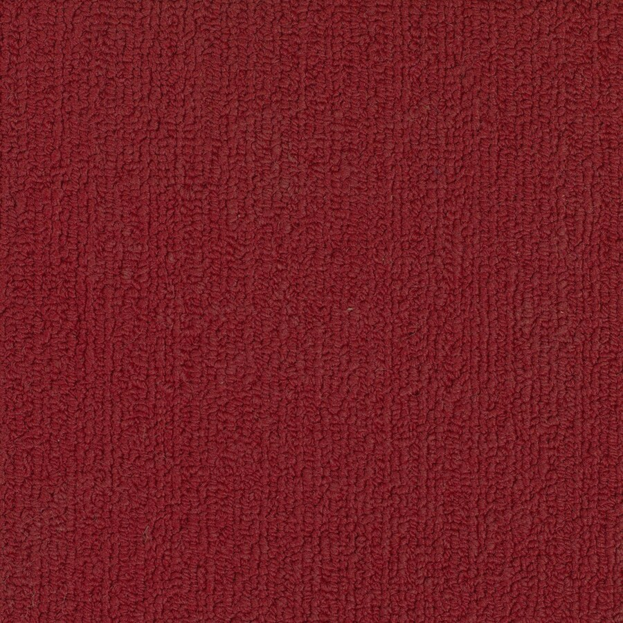 Shaw Accentuate BL Regal Red Berber/Loop Interior Carpet