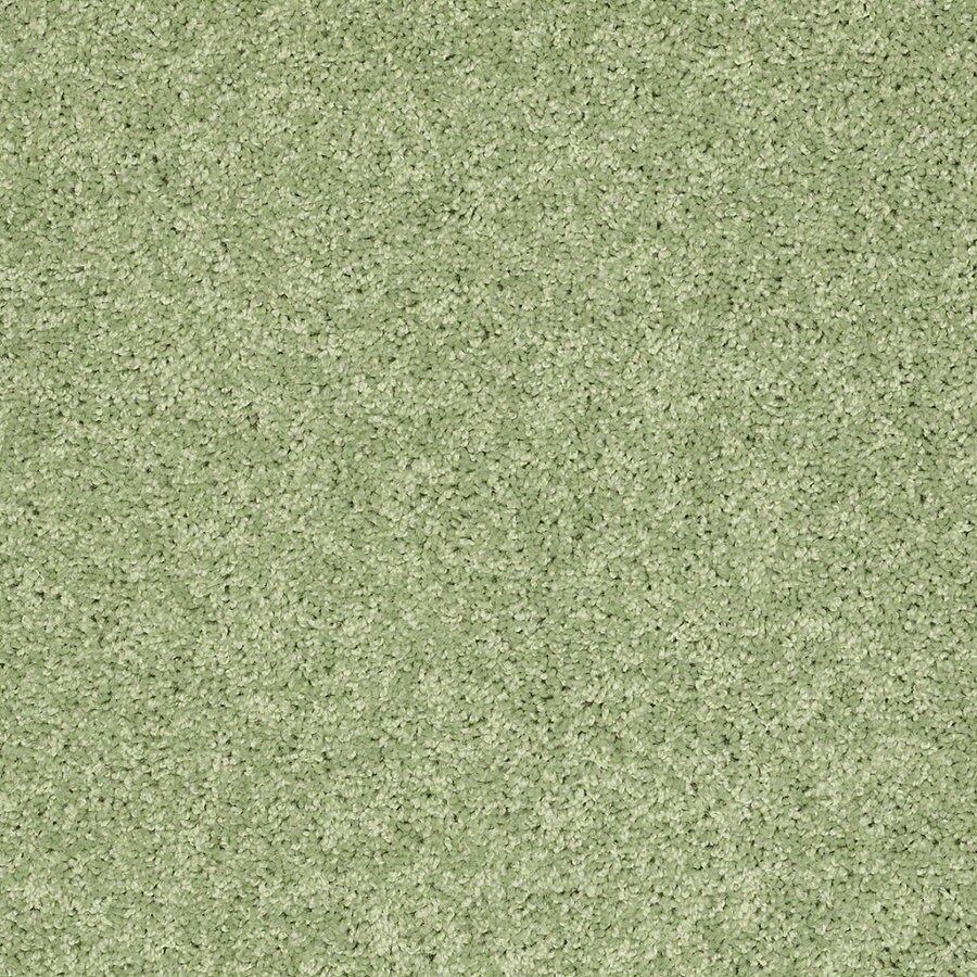 Shaw Candyland Limeade Textured Interior Carpet