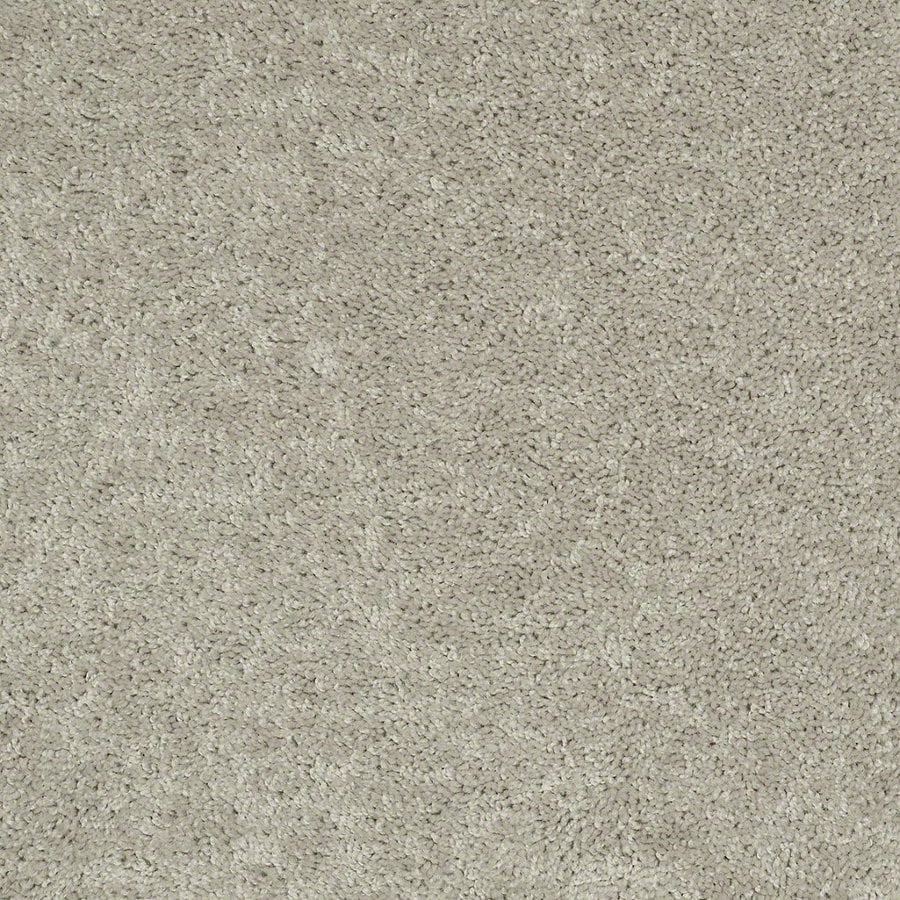 Shaw Batter Up I 12-ft W x Cut-to-Length Bare Mineral Textured Interior Carpet