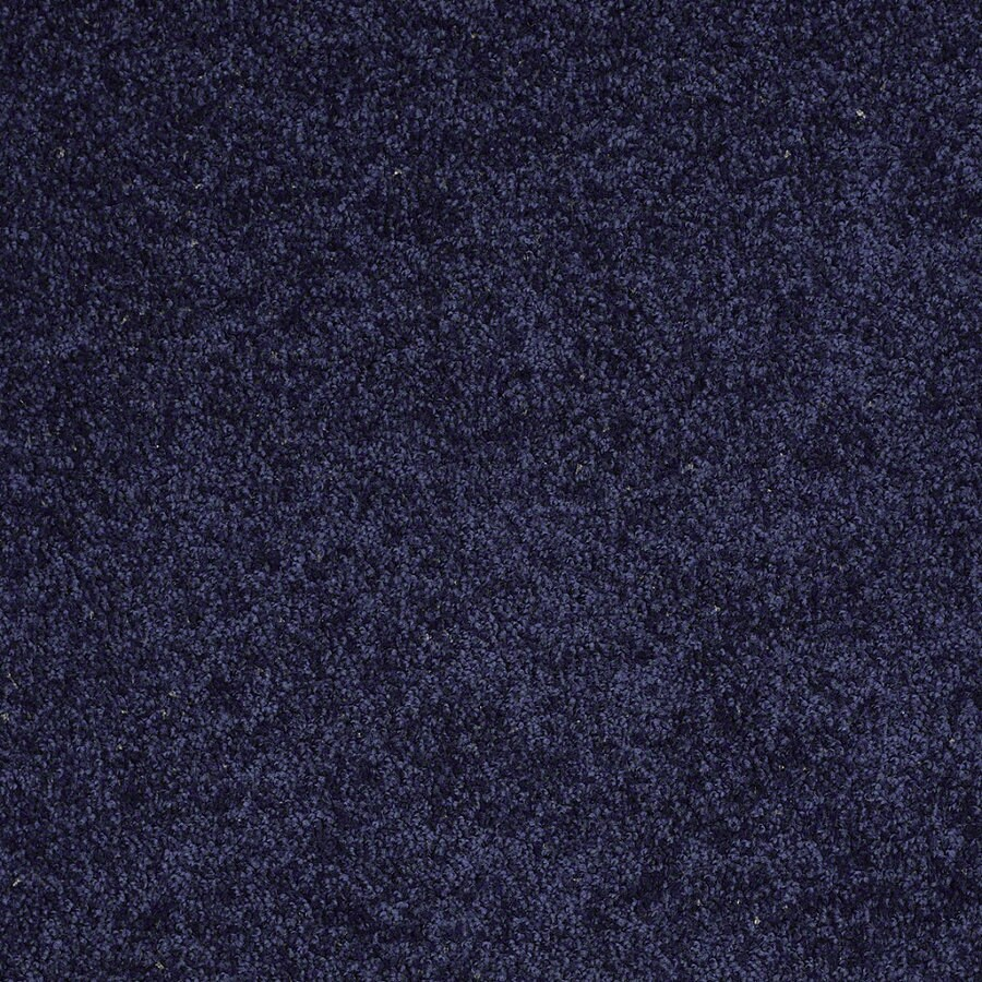 Shaw Batter Up I Evening Sky Textured Interior Carpet